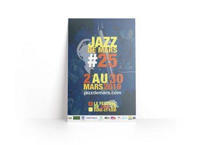 Flyer Jazz de Mars