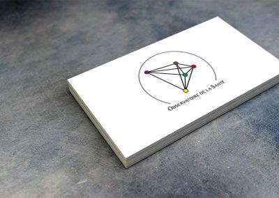 Logo : Observatoire de la santé