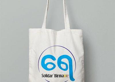 Logo : Solidar Birmanie