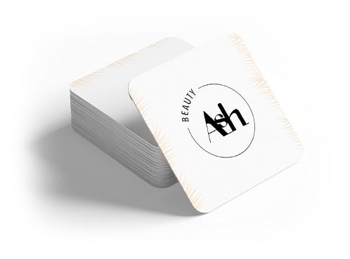 Logo : ASH Beauty