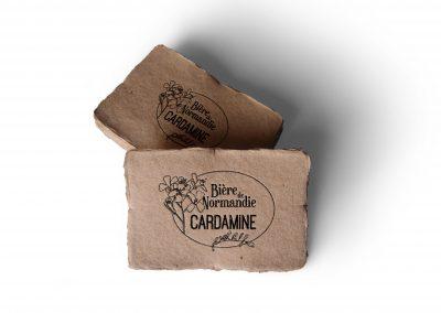 Logo : Brasserie la Cardamine