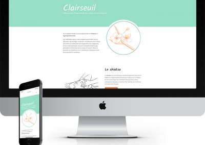 Site web : Clairseuil
