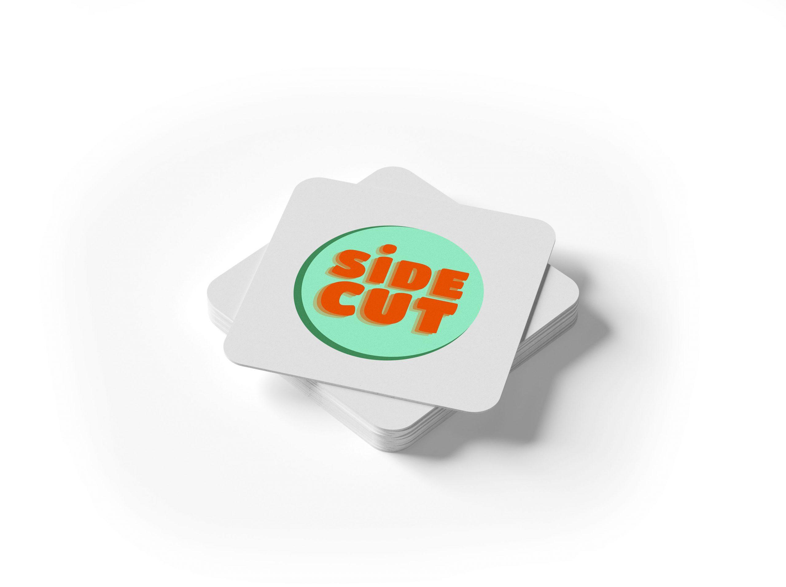Logo Sidecut par Sophie Lobet